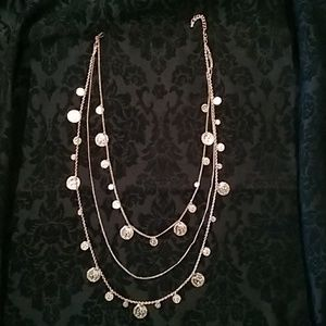 Jewelry - Coin Necklace (shortest chain 25 inches)